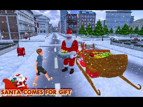 Christmas Santa Rush Gift Delivery- New Game 2019 ll Android Gameplay FHD