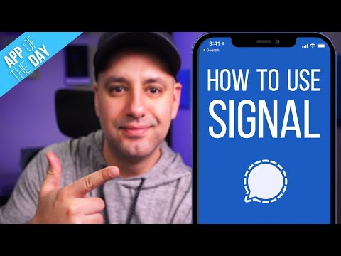 How to Use Signal Private Messenger App