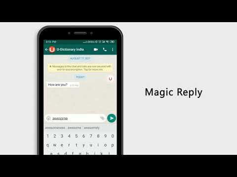 video review of U-Dictionary