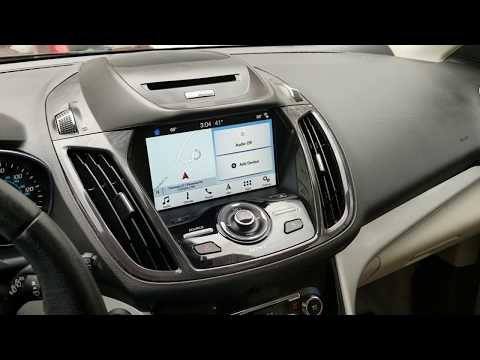 Adding Navigation to a 2013 Ford Escape