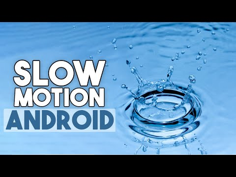 How to record Slow Motion Video on Android