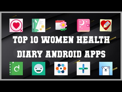 Top 10 Women Health Diary Android App | Review