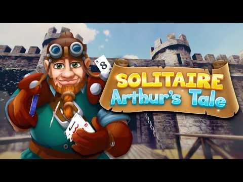 video review of Solitaire: Arthur's Tale