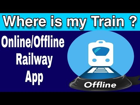 Top 1 Railway Enquiry Android Apps 2019 🔥🔥 , Easy & Very Usefull App 2019 || Where Is My Train.