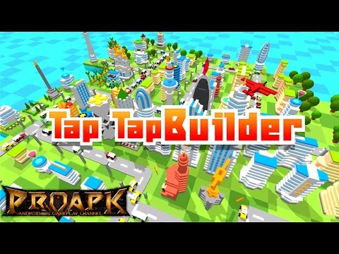 Tap Tap Builder Gameplay Android / iOS