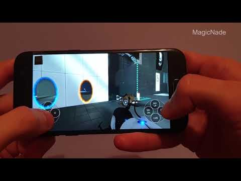 Portal 2 on Android | iOS