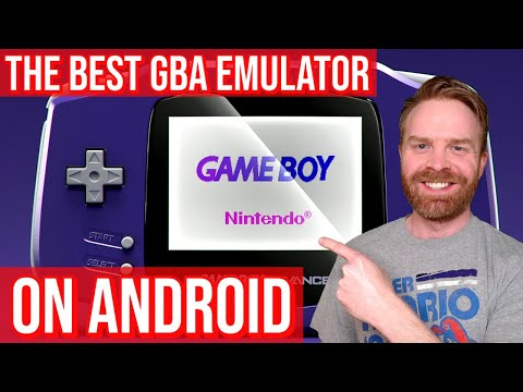 The BEST Game Boy Advance (GBA) Emulators on Android