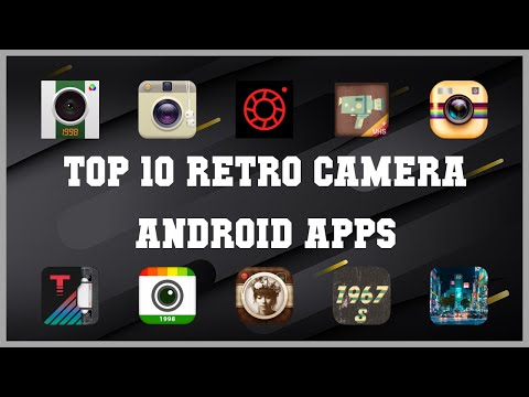 Top 10 Retro Camera Android App | Review