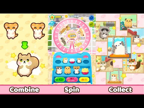 Hamster House Android Gameplay