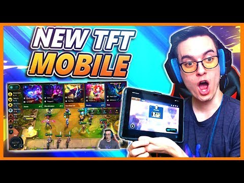 *1ST MATCH* TFT MOBILE GAMEPLAY (WELL PLAYED VICTORY) - BunnyFuFuu | Teamfight Tactics