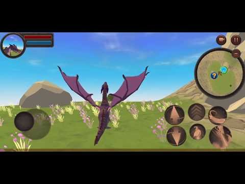 Dragon Simulator 3D: Adventure Game #1 - Android Gameplay