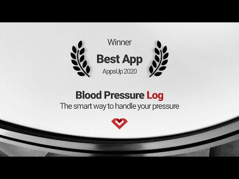 video review of Blood Pressure Log
