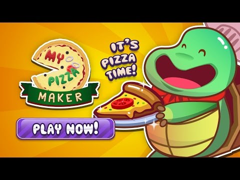 My Pizza Maker - Create Your Own Pizza Recipes for Android and iPhone