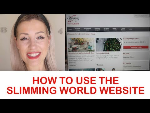 How to use the Slimming World website effectively! Hidden gems!!
