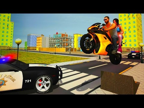 Theft Bike Drift Racing   Best Android Gameplay HD