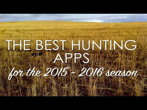 Best Hunting Apps [FREE]   The Sticks Outfitter   EP. 2