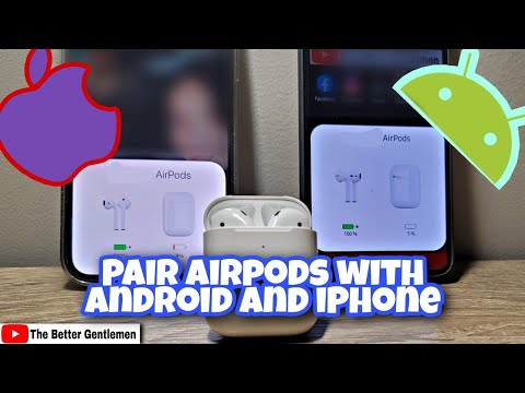 How To Pair Airpods and Airpods Pro With Android using Andropods App