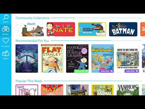 video review of Epic: Kids' Books & Educational Reading Library