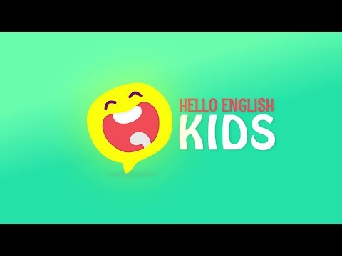 Hello English Kids: Learn English Free (Android App)