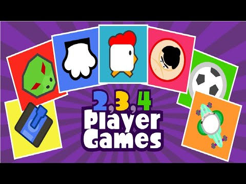 2 3 4 Player Mini Games Android Gameplay