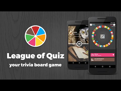 video review of League of Quiz