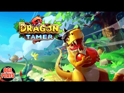 Dragon Tamer Gameplay First Look (Android IOS)