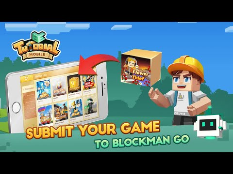 Release Your Game to Blockman GO 🤑   | Blockman Editor