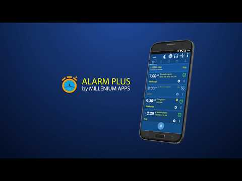 Alarm Clock & Timers & Stopwatch & Tasks & Contacts for Android