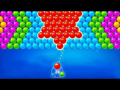 Bubble Shooter Pop - Gameplay Walkthrough Level 16-23 (Android IOS)
