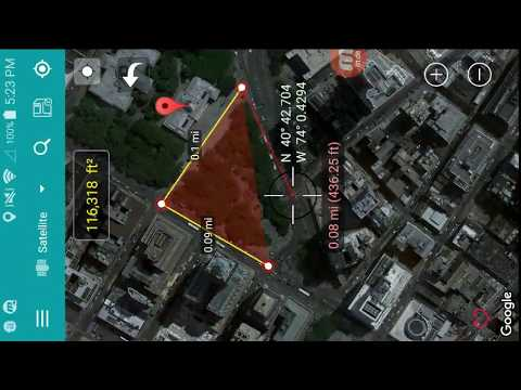 video review of Measure map