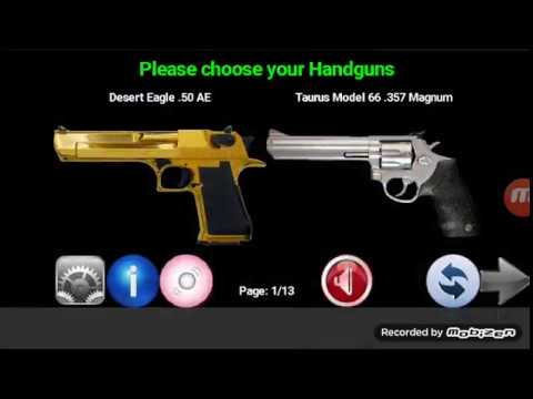 Guns android app review