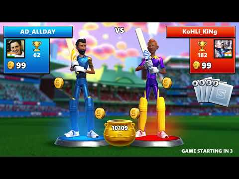 video review of Stick Cricket Live 21