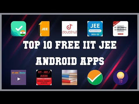 Top 10 Free IIT JEE Android App   Review