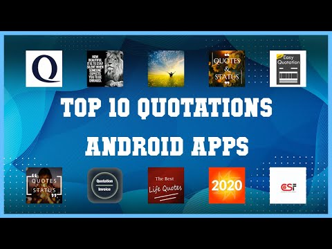 Top 10 Quotations Android App   Review