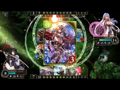 SHADOWVERSE RANKED GAMEPLAY - Mobile Card Game for Android/iOS
