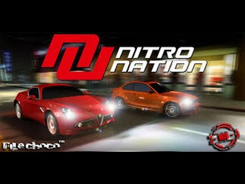 Nitro Nation Stories Android Gameplay