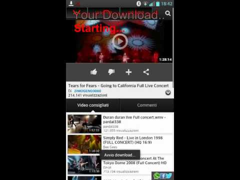 MYMUSIC VIdeo & Music HD - App ANDROID