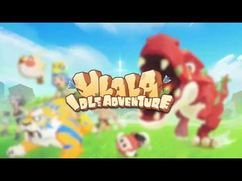 video review of Ulala: Idle Adventure