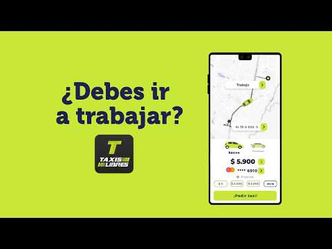 video review of Taxis Libres App