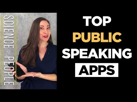 6 Public Speaking Apps to Perfect Your Presentation [iOS and Android]