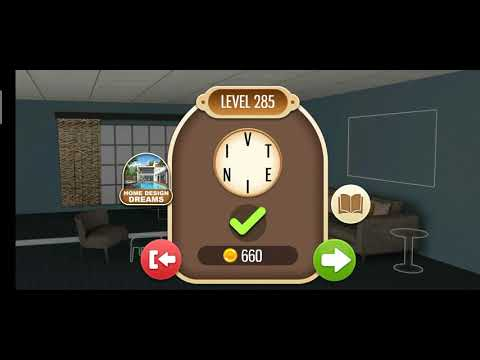 Design My Home Makeover Level 281 - 290 Answers