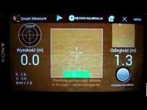 ANDROID Smart Measure
