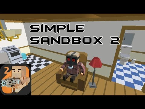 Simple Sandbox 2 (by MadnessGames) - Android Gameplay FHD