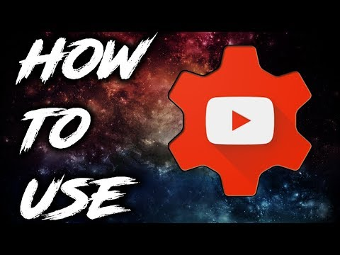 Youtube Studio Mobile App 2019 (How to Use)
