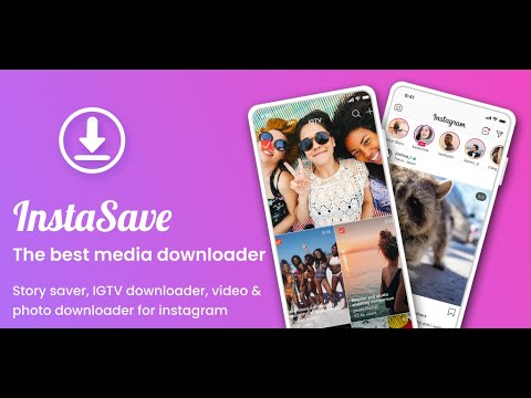Photo & Video Downloader for Instagram, IGTV saver