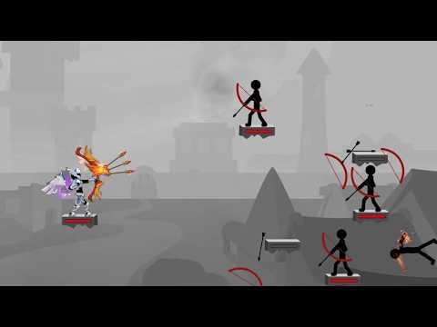 video review of Stickman Master Archer