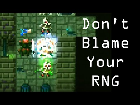 Caves (Roguelike) | Don't Blame your RNG | Playthrough