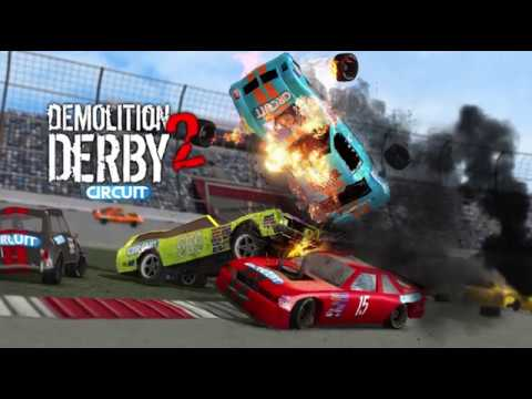 video review of Demolition Derby 2