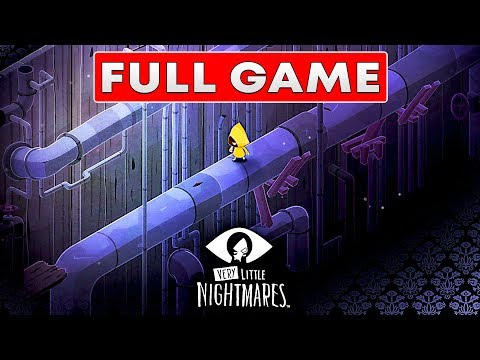 VERY LITTLE NIGHTMARES Gameplay Walkthrough Part 1 Full Game (Android/iOS 1080p HD)
