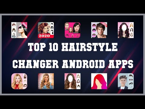 Top 10 Hairstyle Changer Android App | Review